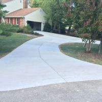 Concrete Garage Floor and Driveway Replacement in Alexandria, VA - Wright's Concrete