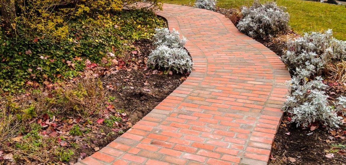 Brick Walkway in Alexandria, VA