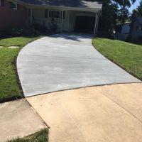 Driveway, Carport, Porch in Springfield VA - Wright's Concrete