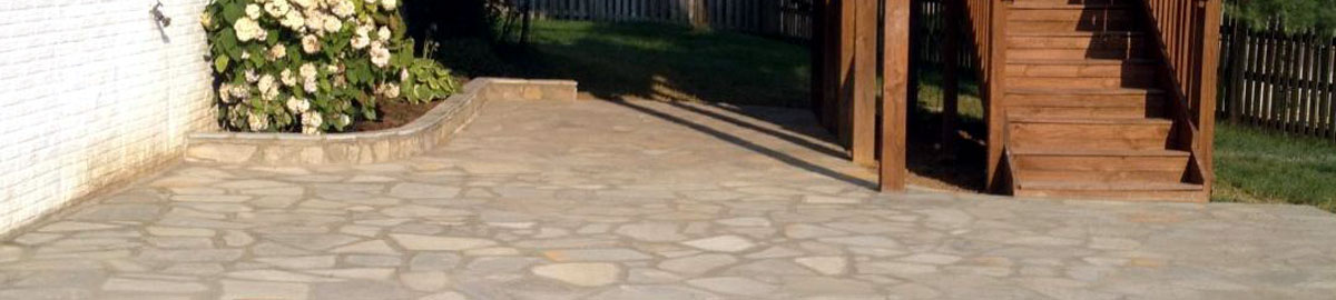 Patios from Wright's Concrete