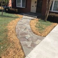 Driveway, Porch, Sidewalk in Springfield, Virginia from Wright's Concrete